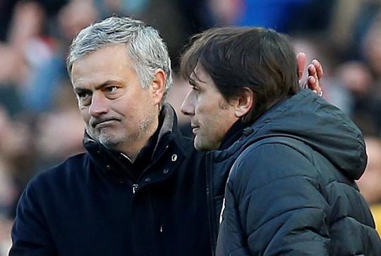 Morata chơi tệ, Conte thua ngược Mourinho - Ảnh 4.
