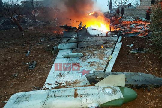 Bị bắn hạ máy bay ở Syria, Nga tung vũ khí khủng trả đũa - Ảnh 2.