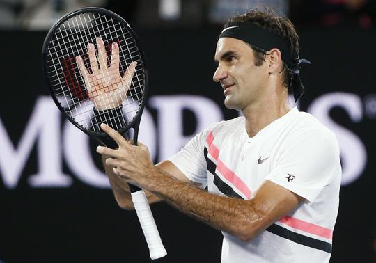 Nadal chính thức giành vé vào tứ kết, Djokovic và Federer vẫn bám đuổi - Ảnh 7.