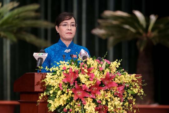 HĐND TP HCM khai mạc kỳ họp bất thường - Ảnh 3.