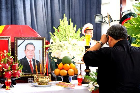 Nguyên Thủ tướng Nguyễn Tấn Dũng tham gia chuẩn bị lễ tang cố Thủ tướng Phan Văn Khải - Ảnh 3.