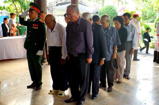Nguyên Thủ tướng Nguyễn Tấn Dũng tham gia chuẩn bị lễ tang cố Thủ tướng Phan Văn Khải - Ảnh 5.