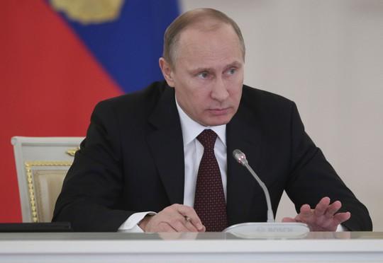 Nhìn lại Tổng thống Putin sau gần 2 thập kỷ nắm quyền - Ảnh 16.
