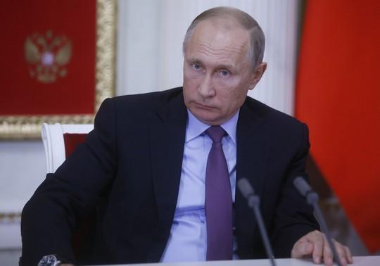 Nhìn lại Tổng thống Putin sau gần 2 thập kỷ nắm quyền - Ảnh 20.