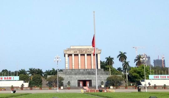 Sáng nay, bắt đầu Quốc tang nguyên Thủ tướng Phan Văn Khải - Ảnh 1.