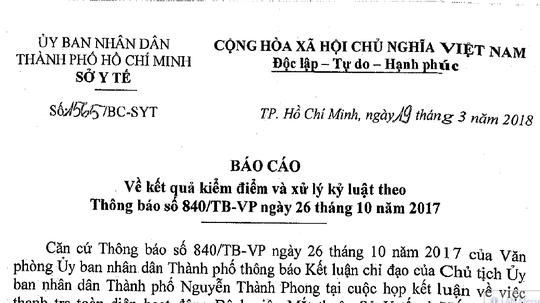 Nguyên Giám đốc BV Mắt TP HCM đòi đối thoại với ông Hứa Ngọc Thuận - Ảnh 1.