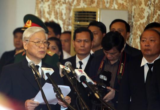 Cố Thủ tướng Phan Văn Khải đang trên đường về đất mẹ - Ảnh 22.