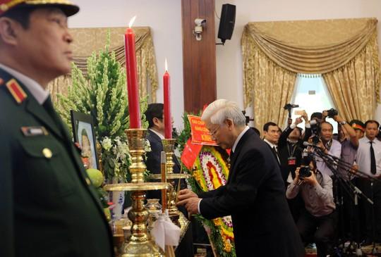 Cố Thủ tướng Phan Văn Khải đang trên đường về đất mẹ - Ảnh 18.