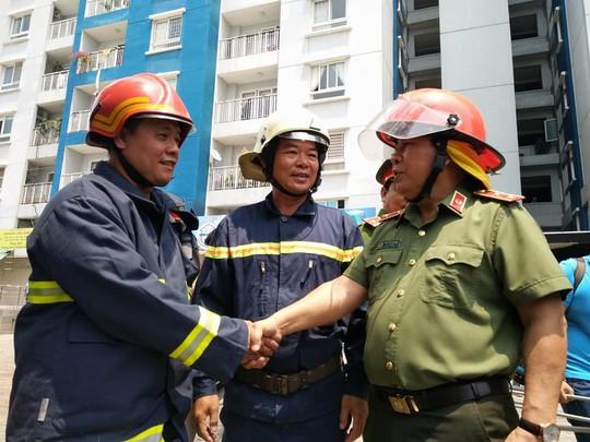 Bộ Công an khẩn trương điều tra vụ cháy chung cư Carina - Ảnh 3.