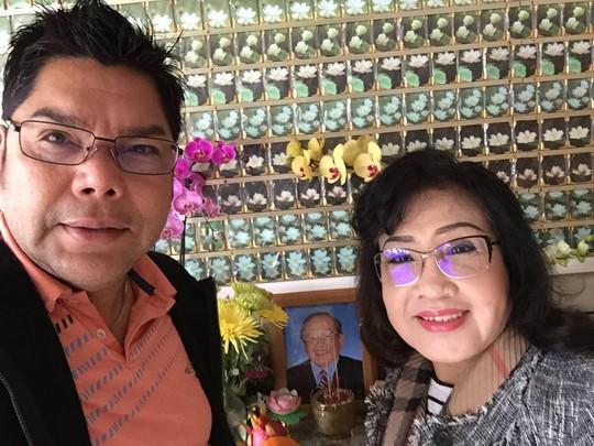 NSND Lệ Thủy khóc muộn Văn Chung - Ảnh 2.