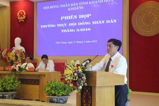 Kiểm điểm việc để lấn vịnh Nha Trang trái phép - Ảnh 1.