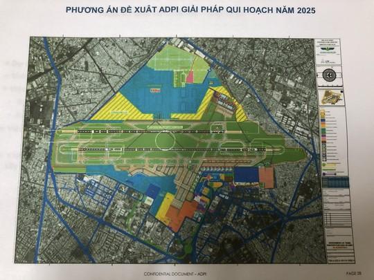 Thủ tướng quyết mở rộng sân bay Tân Sơn Nhất theo tư vấn ADPI - Ảnh 2.