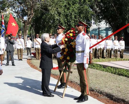 Nâng cao hiệu quả hợp tác Việt Nam - Cuba - Ảnh 1.