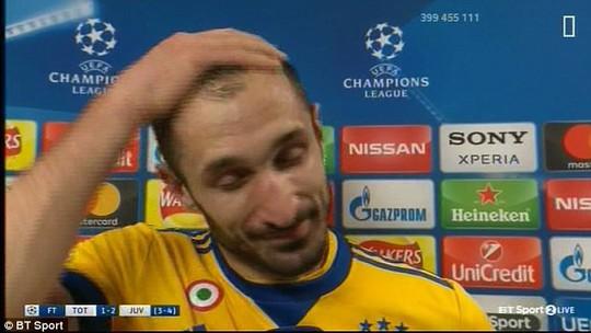 Chiellini dành chiến thắng cho người bạn quá cố Davide Astori - Ảnh 1.