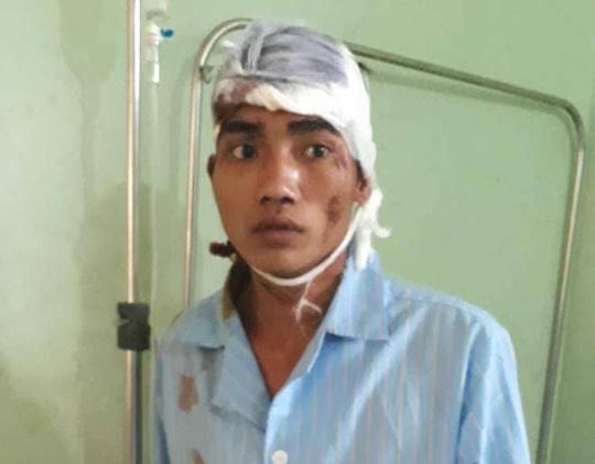 Sát hại con gái 2 tuổi, chém trọng thương vợ rồi dùng dao tự sát - Ảnh 2.
