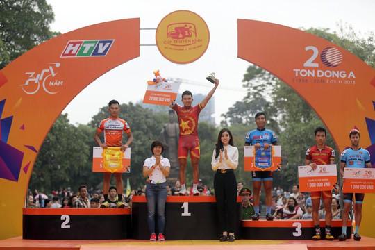 Huỳnh Thanh Tùng giành cú ăn 3 ở chặng 4 Cúp Truyền hình TP HCM - Ảnh 7.
