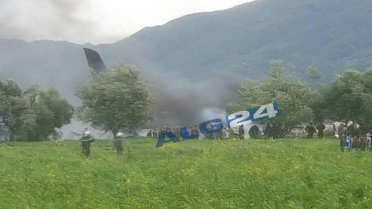 Rơi máy bay quân sự, 257 người thiệt mạng - Ảnh 3.