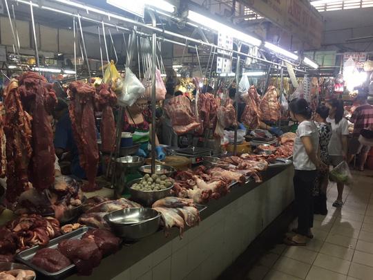Giá heo Việt Nam tăng vì Tết ở Campuchia?  - Ảnh 1.