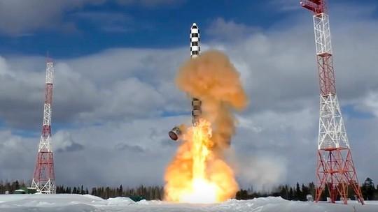 Cuộc đua tên lửa mới - Ảnh 1.