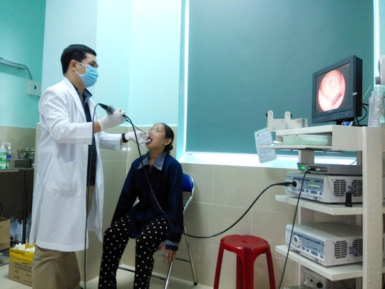 Bệnh viện Tai Mũi Họng TP HCM khánh thành khu phòng khám mới - Ảnh 2.
