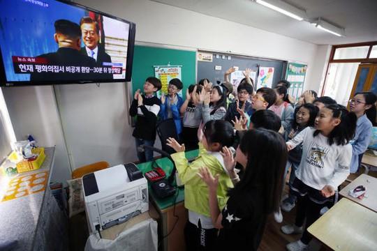 Bán đảo Triều Tiên khép lại xung đột - Ảnh 2.