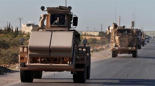 Mỹ tính đưa thêm quân đến Syria? - Ảnh 1.