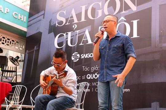 Nhạc sĩ Quốc Bảo gây sốc khi khẳng định Sài Gòn không có ký ức - Ảnh 1.