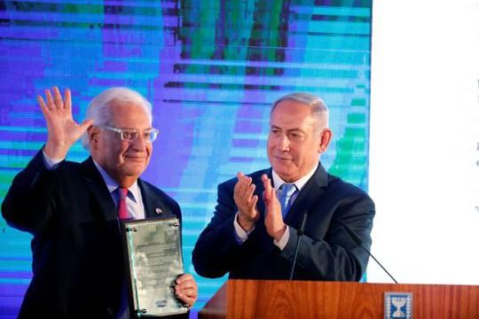 Mỹ dời đại sứ quán đến Jerusalem, Al-Qaeda giục thánh chiến - Ảnh 2.