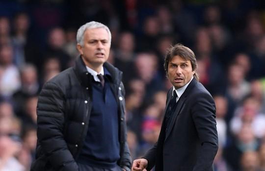 Chung kết Cúp FA: Mourinho không muốn Conte có quà - Ảnh 1.