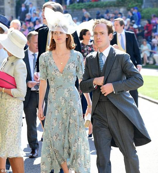 Những khoảnh khắc khó quên của đám cưới hoàng gia Anh - Ảnh 6.