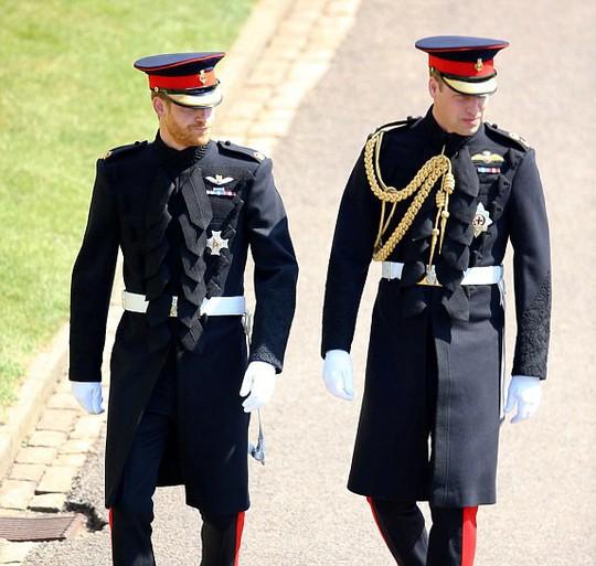 Những khoảnh khắc khó quên của đám cưới hoàng gia Anh - Ảnh 10.