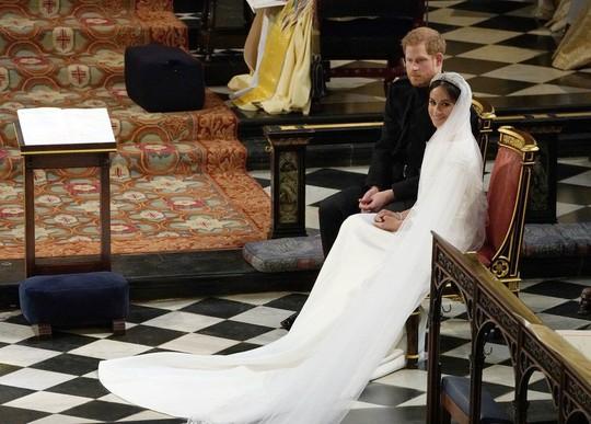 Những khoảnh khắc khó quên của đám cưới hoàng gia Anh - Ảnh 20.