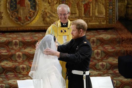 Những khoảnh khắc khó quên của đám cưới hoàng gia Anh - Ảnh 21.
