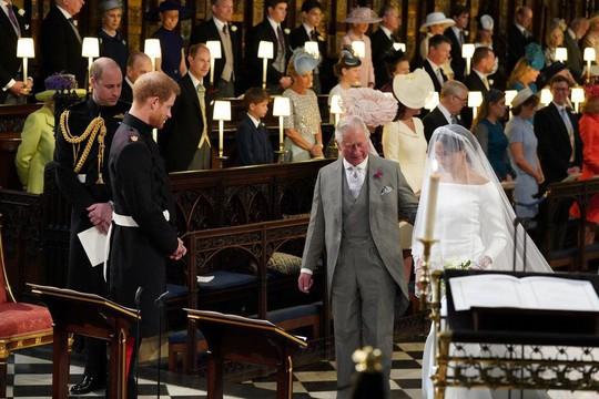 Những khoảnh khắc khó quên của đám cưới hoàng gia Anh - Ảnh 15.