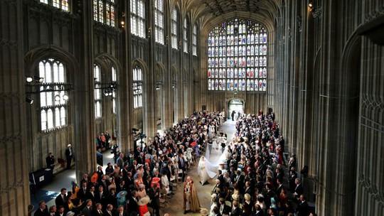 Những khoảnh khắc khó quên của đám cưới hoàng gia Anh - Ảnh 16.