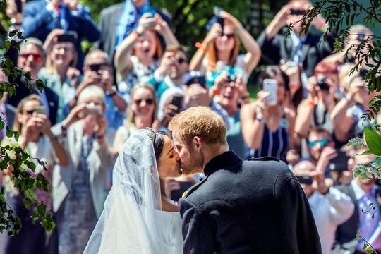 Những khoảnh khắc khó quên của đám cưới hoàng gia Anh - Ảnh 26.