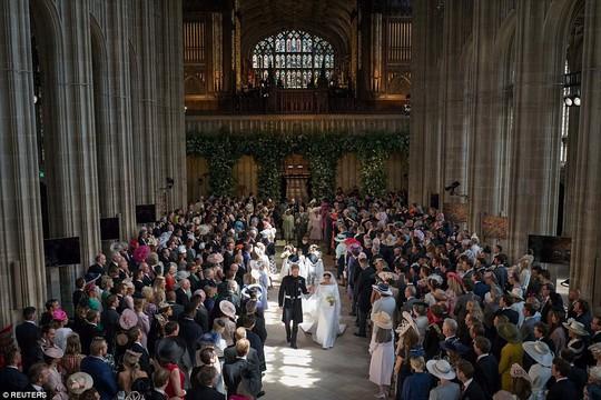 Những khoảnh khắc khó quên của đám cưới hoàng gia Anh - Ảnh 23.