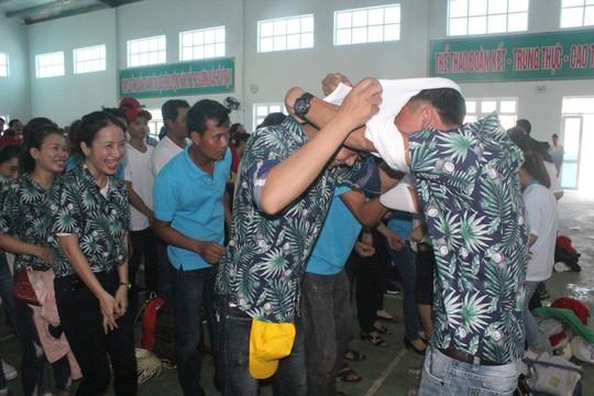 Hơn 1.000 công nhân sôi nổi tham gia Ngày hội Đoàn viên Công đoàn - Ảnh 1.