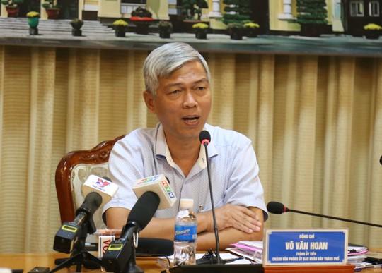Chánh Văn phòng UBND TP HCM  nói về ông Lê Tấn Hùng và Vũ nhôm - Ảnh 1.
