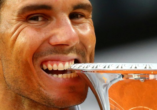 Vô địch Rome Open, Nadal giành lại ngôi số 1 thế giới - Ảnh 5.