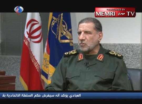 """Iran đòi đấm vào miệng ngoại trưởng Mỹ"""", quyết ở lại Syria - Ảnh 2."""