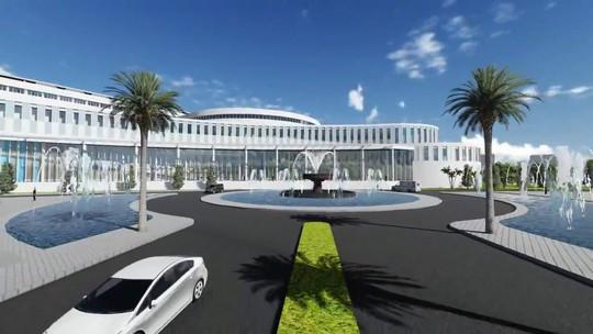2 bệnh viện được đầu tư gần 10.000 tỉ đồng vẫn chậm tiến độ - Ảnh 1.