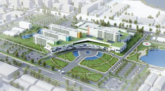 2 bệnh viện được đầu tư gần 10.000 tỉ đồng vẫn chậm tiến độ - Ảnh 3.