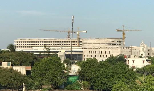 2 bệnh viện được đầu tư gần 10.000 tỉ đồng vẫn chậm tiến độ - Ảnh 2.