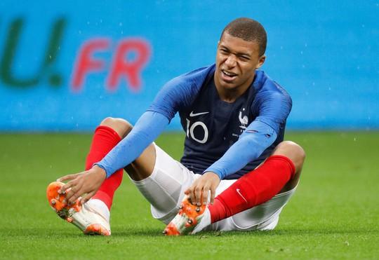 Vua bọ cạp lên tiếng, Pháp thắng Ireland ở Stade de France - Ảnh 5.
