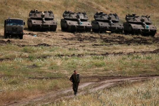Israel hy vọng Nga tống Iran khỏi Syria - Ảnh 1.