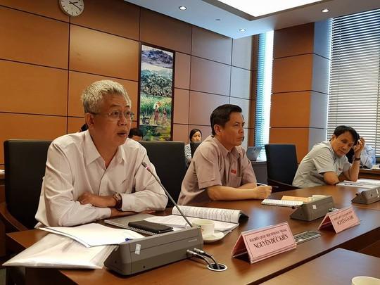 Bộ trưởng GTVT Nguyễn Văn Thể nói về phòng chống tham nhũng - Ảnh 4.