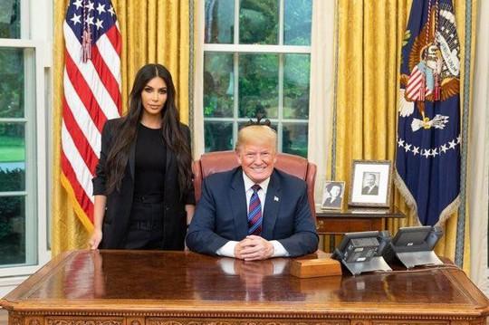 Kim siêu vòng ba diện kiến ông Donald Trump - Ảnh 2.