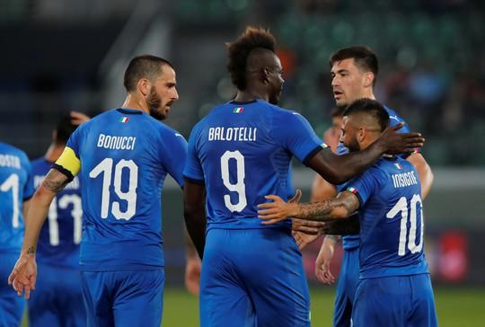 Pháp – Ý đối đầu nảy lửa trước World Cup - Ảnh 2.