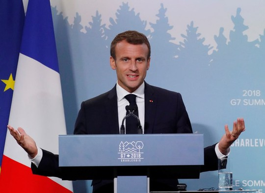 Gặp Thủ tướng, Tổng thống Pháp mong thăm Việt Nam trong năm 2019 - Ảnh 1.